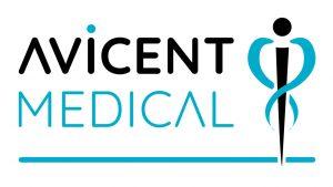Graphiste La Rochelle - Elisabeth MORIN - Logo Avicent Médical