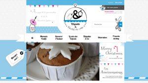 Etdc - Boutique en ligne - Elisabeth MORIN graphiste webmaster La Rochelle
