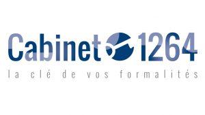 Graphiste La Rochelle - Elisabeth MORIN - Logo Cabinet 1264