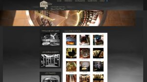 Cavélite33 - site internet - Elisabeth MORIN graphiste webmaster La Rochelle