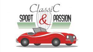 Elisabeth MORIN - graphiste La Rochelle - logo Classic Sport Passion