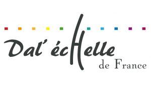Elisabeth MORIN - graphiste La Rochelle - logo Dal'Echelle de France