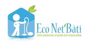 Elisabeth MORIN - graphiste La Rochelle - logo Eco Net'Bâti