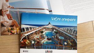 Graphiste La Rochelle - Elisabeth MORIN - Brochure 80 pages pour voyage Libaud
