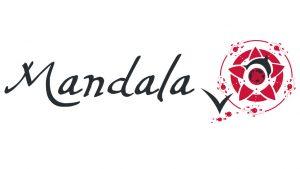 Elisabeth MORIN - graphiste La Rochelle - logo Mandala V