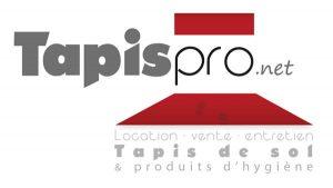 Elisabeth MORIN - graphiste La Rochelle - logo Tapis pro